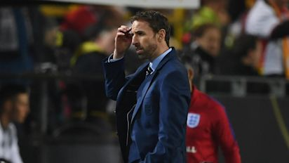 Gareth Southgate's three at the back could be shape of things to come for England