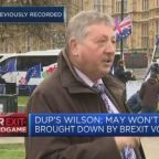 'No-deal' Brexit would bring EU back to the table, DUP sa...