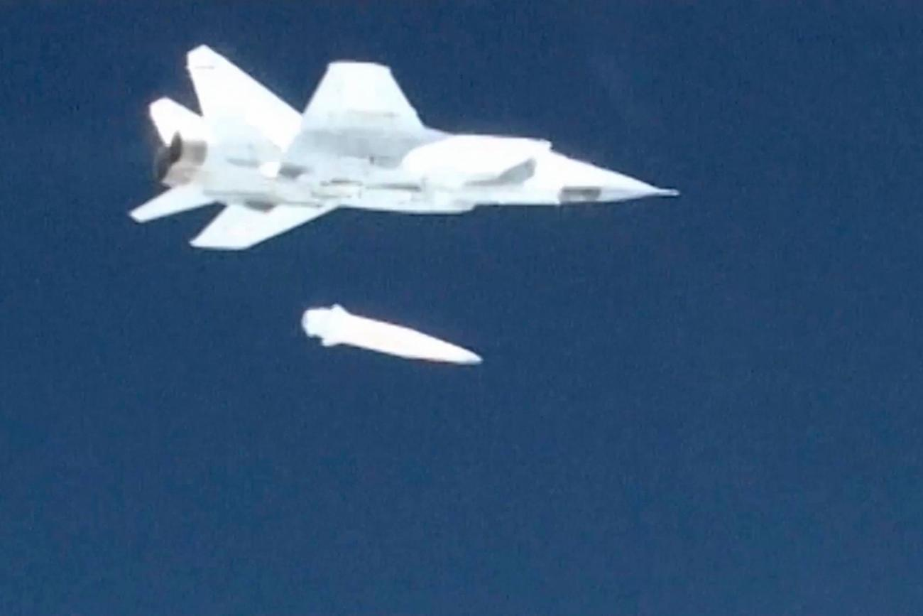 Russia and China Are Catching Up on Hypersonic Missiles Amid US Neglect, Expert Says