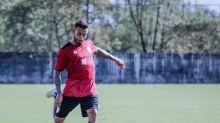 Renan Guedes destaca a confiança no Joinville para partida de volta contra o Brusque