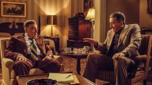 At the very least, Martin Scorsese wants you to watch The Irishman 'on a big iPad'