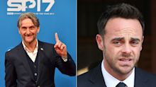 Carl Fogarty tells Ant McPartlin to 'man up' instead of 'running to rehab'