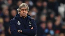 West Ham sack manager Manuel Pellegrini after Leicester defeat