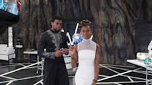 'Black Panther' breakout Shuri crowned the best Disney princess by social media