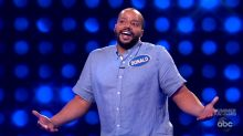Zach Braff and Donald Faison win 'Celebrity Family Feud' despite hilariously horrible answers