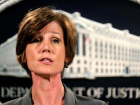 Trump 'planning smear campaign' against Sally Yates while she testifies against administration in Russia probe