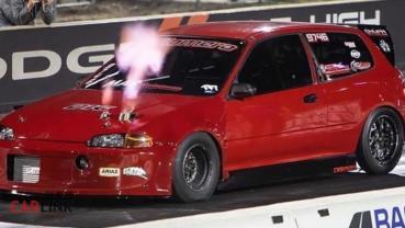 「Honda單凸」全球第一強!D16A引擎「八秒台」零四最速式樣