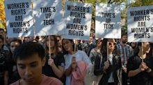 Google walkout marks new direction for #MeToo, #TimesUp