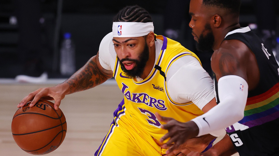 AD carries Lakers to (gulp) 3-1 lead on Nuggets