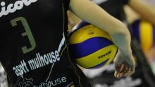 Volley - Ligue A (F) - Ligue A (F) : Mulhouse bat le RC Cannes en match d'appui et se qualifie pour la finale