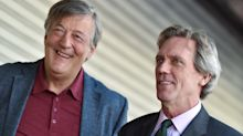 Stephen Fry and Hugh Laurie discuss 'A Bit Of Fry & Laurie' reunion plans 'often'