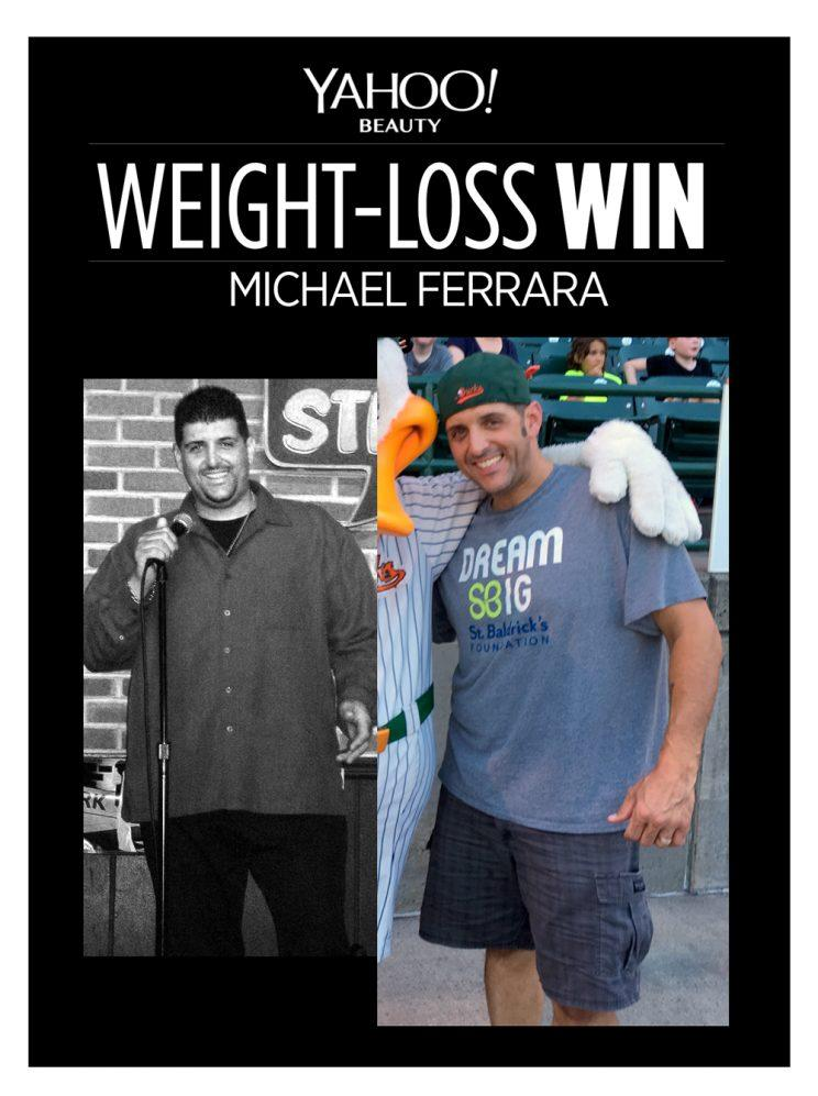 Michael Ferrara Lost 70 Pounds: 'Never Believe That You're ...