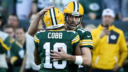 Cobb says he's 'coming home' to Packers
