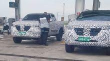 EXCLUSIF - Le pick-up Peugeot surpris en plein test au Brésil !