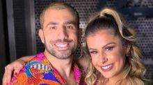 Kaysar Dadour está conhecendo melhor professora do 'Dança dos Famosos'