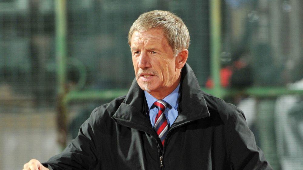 Phil Masinga refuses to blame Stuart Baxter for Bafana Bafana's Fifa World Cup failure