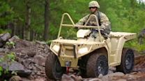 Army Vehicles Transformed