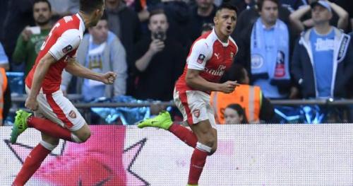Foot - Cup - Arsenal s'offre Manchester City et rejoint Chelsea en finale de la Cup