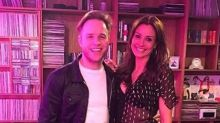 Melanie Sykes 'had been chasing Olly Murs for six years'