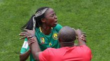 'It didn't feel like football': Phil Neville furious despite Cameroon win