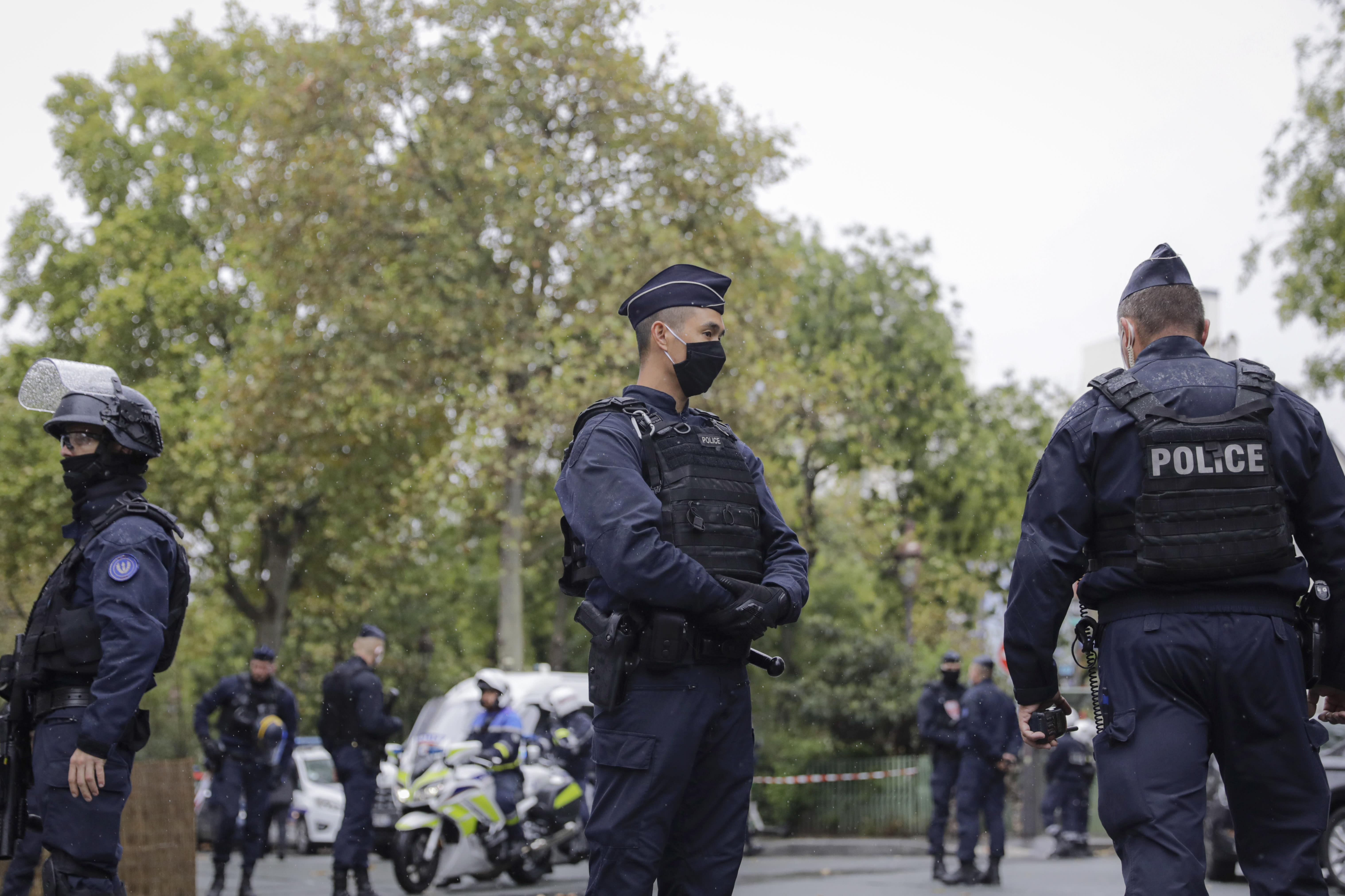 Terror probe opened after Paris knife attack wounds 2