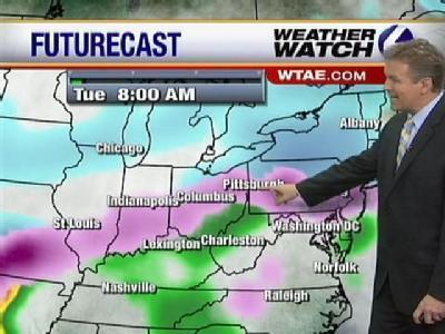 Latest Weather Watch 4 Forecast: Storm Warning In Effect [Video]