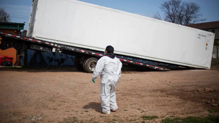 U.S. coroner took COVID off death certificates