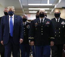 Pelosi: Trump 'crossed a bridge' when he donned mask