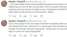 Trump Blasts Fed, Threatens to Put Tariffs on All Chinese Goods