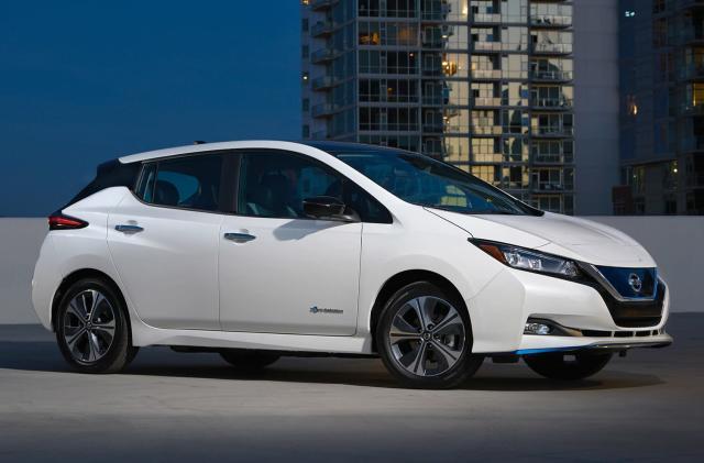 Nissan unveils its longest-range Leaf EV yet