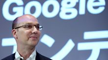 Google Board Sued for Hushing Claims of Executive Misconduct
