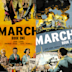 John Lewis's graphic memoir trilogy, March, tells the story of a lifetime of results and actions