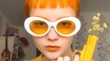 一星期換髮型一次 俄國18歲女KOL紅遍IG界