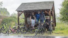 Tief «Anja» bringt Regen nach Deutschland