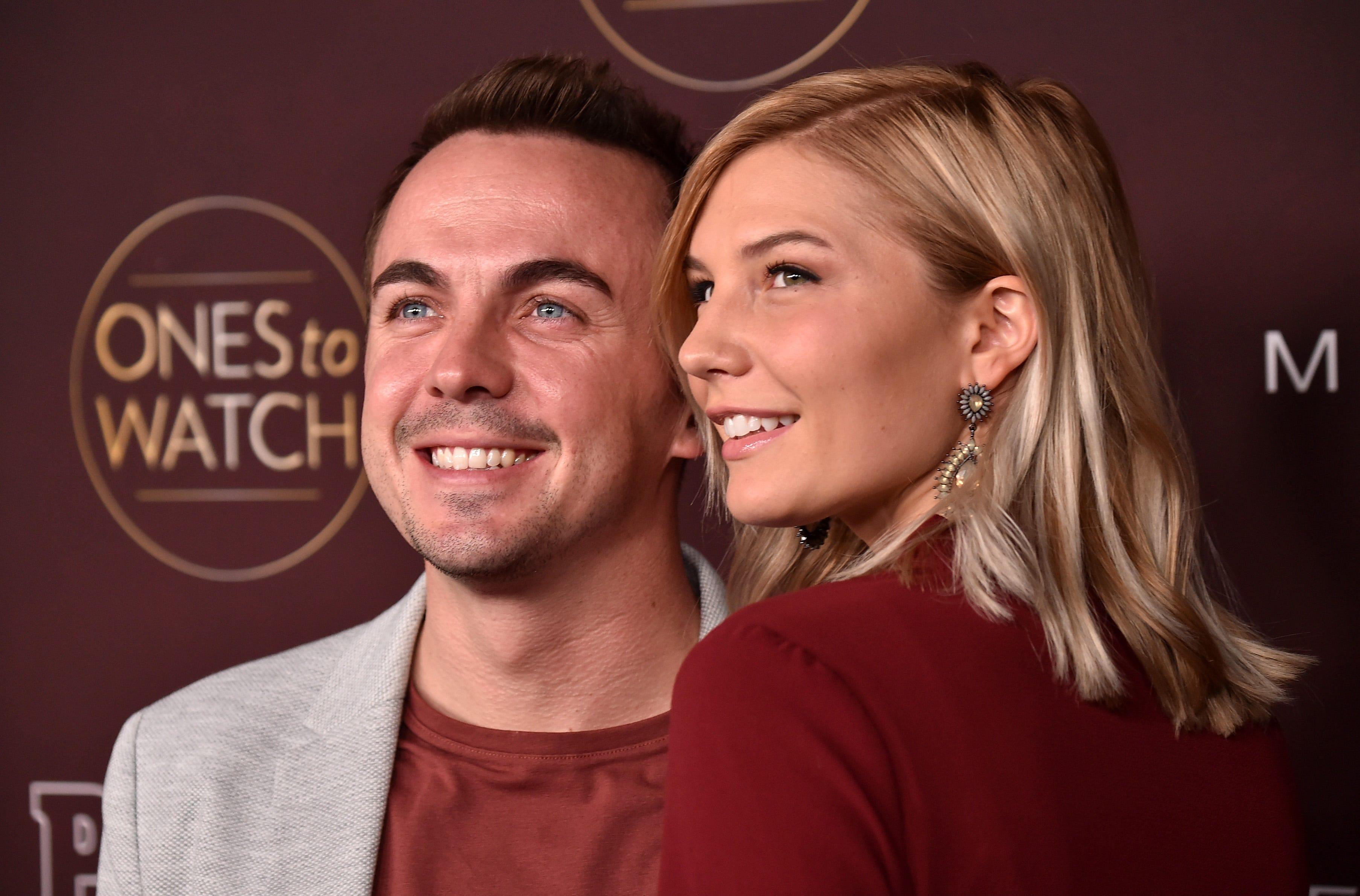'A real-life miracle': Frankie Muniz, Paige Price announce they're expecting their first baby