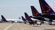 Lufthansa's Belgian carrier suspends flights until mid-May