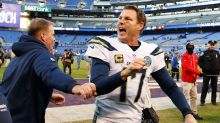 Philip Rivers Fired Up as Ever in Indianapolis