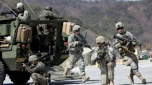 US Military Eyes Changes to Troop Presence in South Korea
