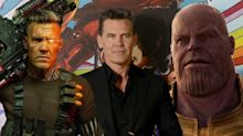 Josh Brolin on Cable, Thanos, TJ Miller, X-Force, and being 'scared' to do 'Deadpool 2'