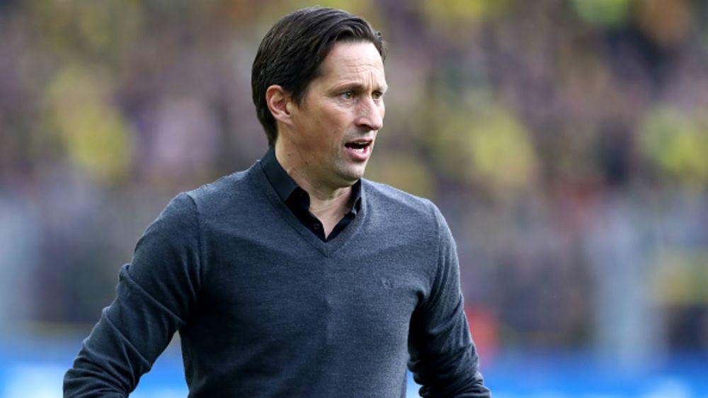 Medien: Ex-Leverkusen-Coach Roger Schmidt Favorit als Bondscoach