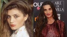 Ángela Molina cumple 65 años: así ha evolucionado su belleza desde que comenzó su carrera