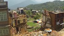 Nepal Earthquake: Drone Footage Shows Extent of Damage