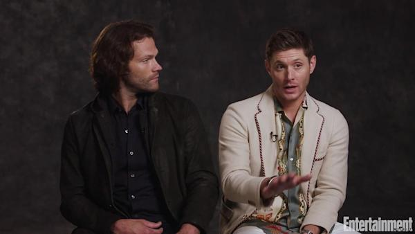 The Winchesters search for answers in Supernatural final