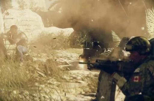Learn the story behind the bullets in latest Medal of Honor: Warfighter trailer