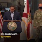 Florida governor on approaching Hurricane Isaias
