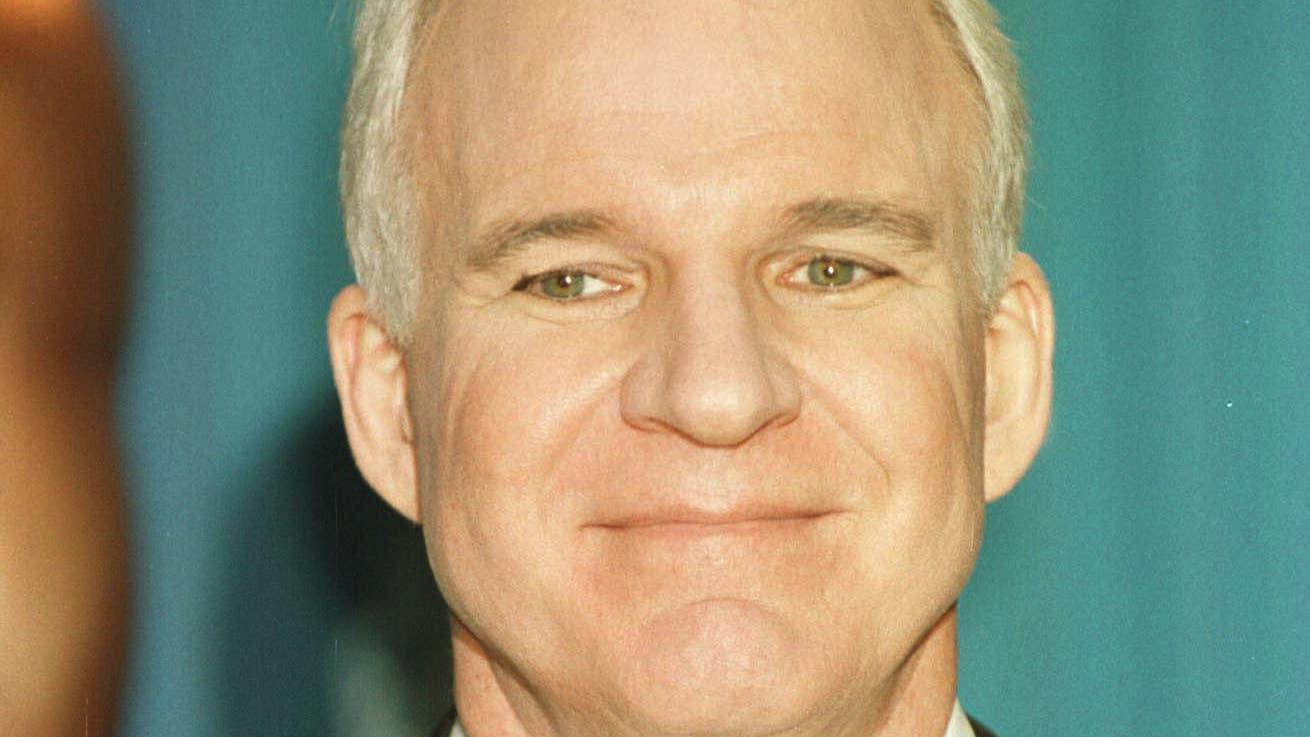 Steve Martin: I've received the Covid-19 vaccine