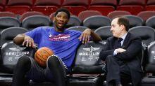 NBA trade rumors: What Sam Hinkie thinks about Joel Embiid trade talk