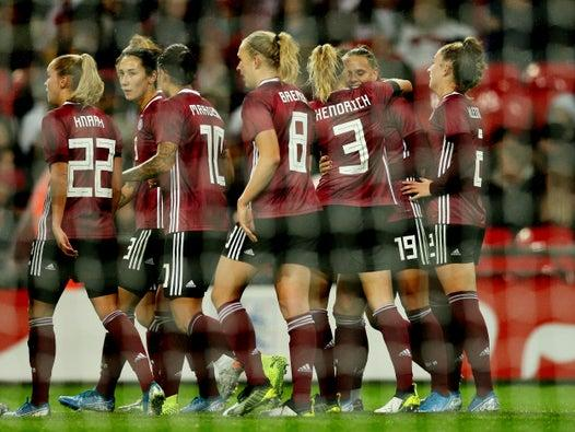 England vs Germany result: Late winner breaks Lionesses' hearts on record-breaking day at Wembley