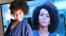 """Mini Maju! Jornalista posta foto com criança e fãs celebram: """"Representatividade"""""""