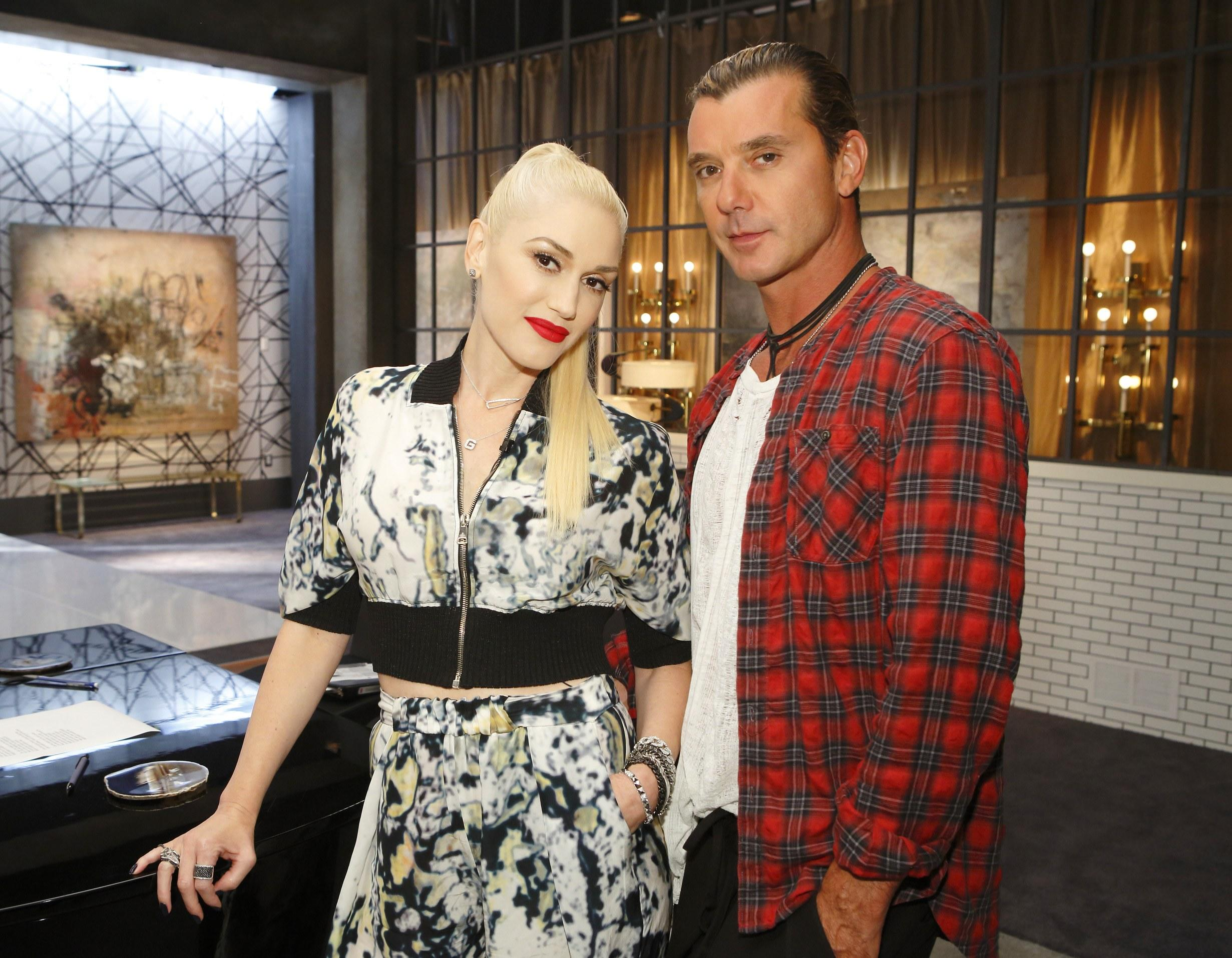 Gwen Stefani And Gavin Rossdale Are Selling Their Home For